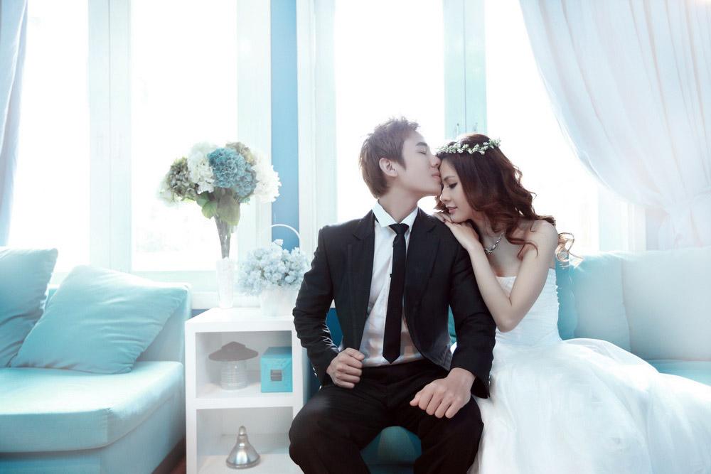 Xu hướng chụp ảnh cưới Hàn Quốc