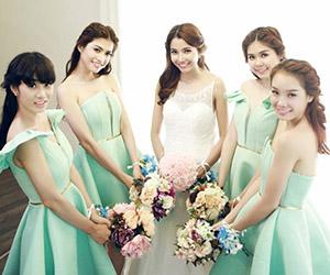 Xu hướng ảnh cưới 2015: Gần gũi và tự nhiên