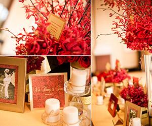 Ý tưởng cho đám cưới mùa Giáng Sinh 2014