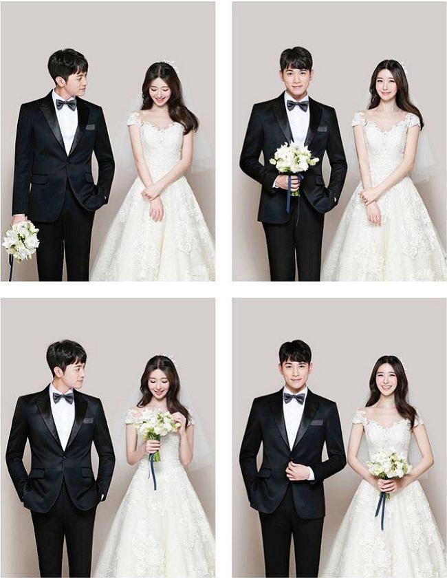 Chụp ảnh cưới chuẩn phong cách Hàn Quốc ở đâu uy tín