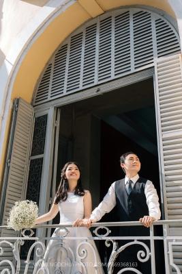 Ảnh cưới tại Bảo Tàng
