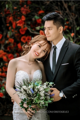 Ảnh cưới Phim Trường TPHCM