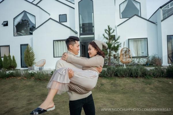 Ảnh cưới lãng mạn mang phong cách Hàn Quốc 2020