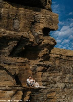 Chụp ảnh cưới ngoại cảnh Đà Lạt đẹp tự nhiên