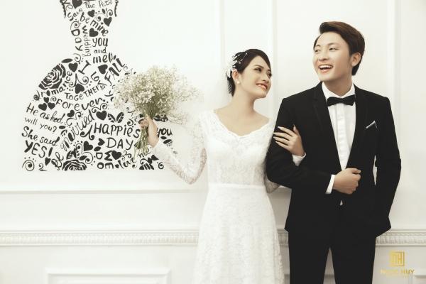 Album cưới Phong cách Hàn Quốc