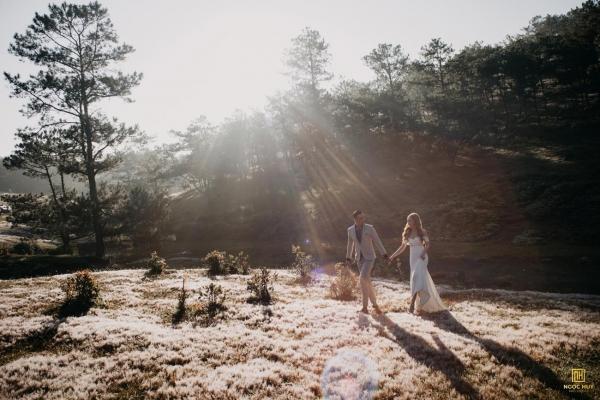 Ảnh cưới đẹp Đà Lạt 2020