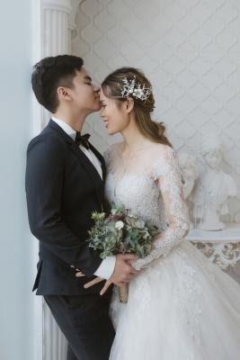 Album cưới  Phim trường L