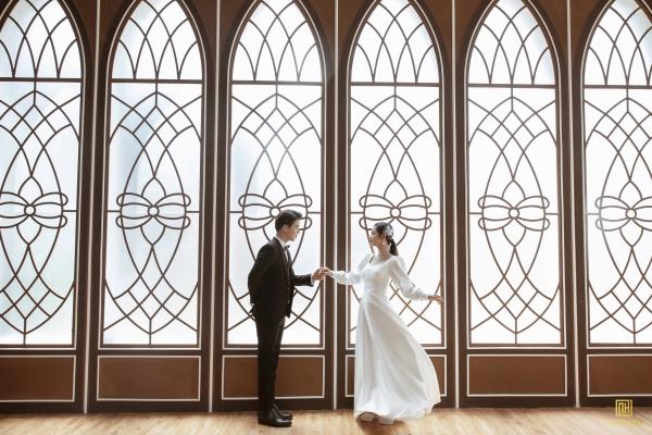 Album cưới  Phim trường Alibaba