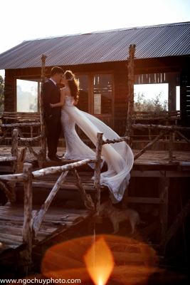 Chụp hình cưới đẹp ở Đà Lạt