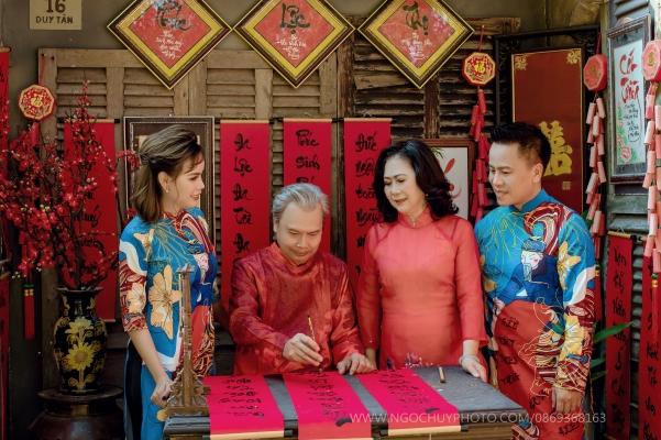 Ảnh gia đình ca sĩ Nhã Khanh - Trio66