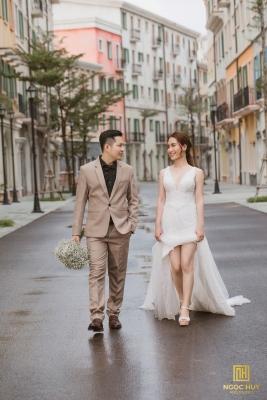 Album cưới Phú Quốc: Thiên đường của những cảnh đẹp
