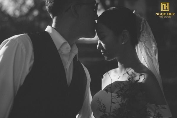 Album cưới đẹp: Đà Lạt mùa yêu
