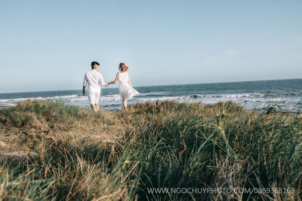 Album cưới Hồ Cốc: Nét đẹp thiên nhiên
