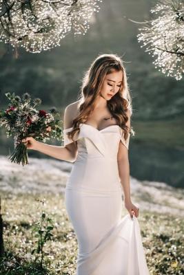 Váy cưới Hot 2020 tại Ngọc Huy Pro Studio