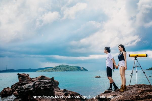 Album cưới đẹp Phú Quốc