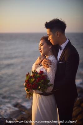 Album Vũng Tàu: Độc đáo, đẳng cấp trong từng shoot hình
