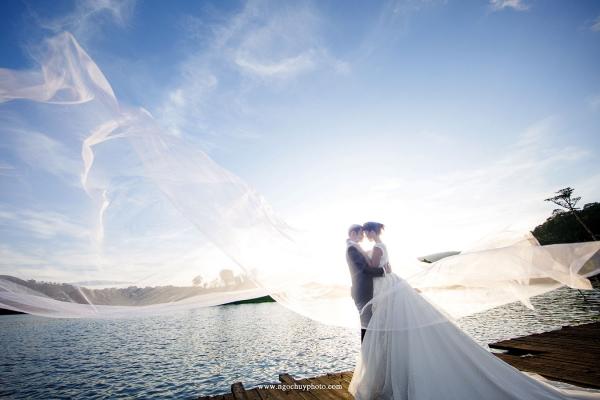 Ảnh cưới đẹp Đà Lạt