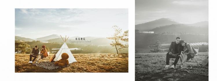 Ảnh cưới Đà Lạt