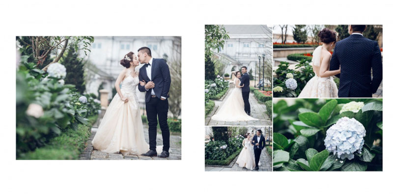 Ảnh cưới đẹp Đà Nẵng