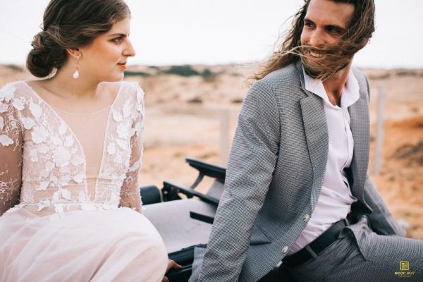Chụp ảnh cưới đẹp ngoại cảnh Phan Rang