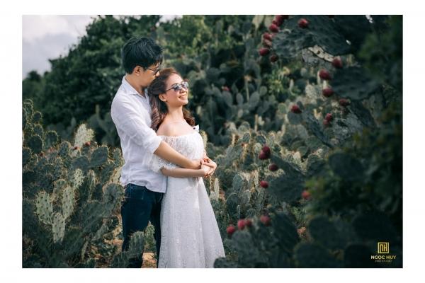 Chụp ảnh cưới đẹp tại Phan Rang