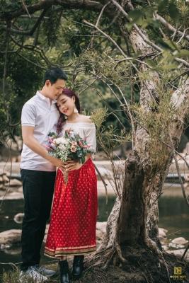 Ảnh cưới đẹp ngoại cảnh Phan Rang