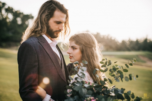 Chụp ảnh cưới đẹp ngoại cảnh Phan Thiết