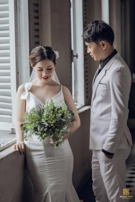 Chụp ảnh cưới đẹp tại Sài Gòn
