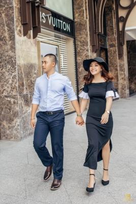 Ảnh cưới đẹp Sài Gòn