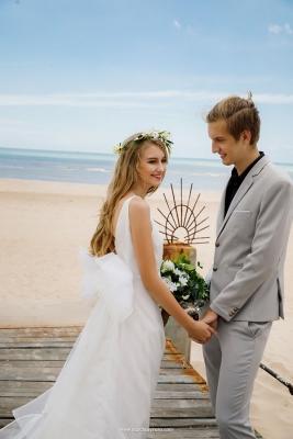Ảnh cưới đẹp tại Hồ Cốc