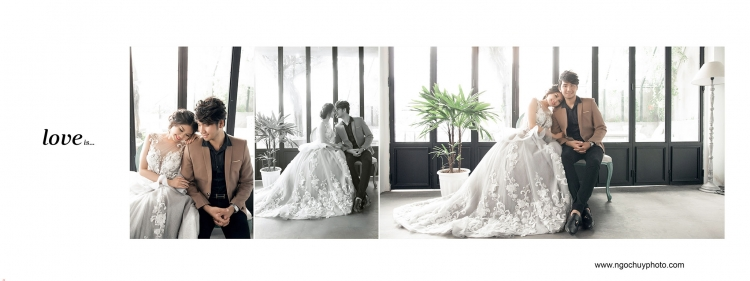 Ảnh cưới đẹp thành phố