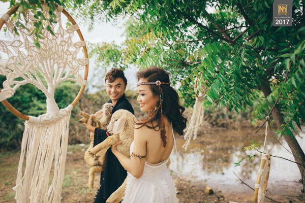 Ảnh cưới Phan Rang - Đà Lạt