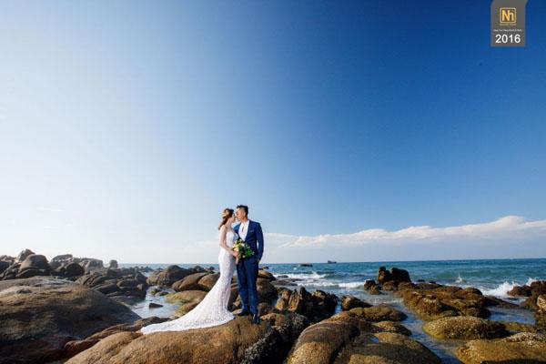 Ảnh cưới Phan Rang