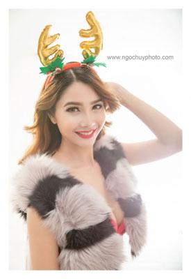 Thời trang mùa giáng sinh