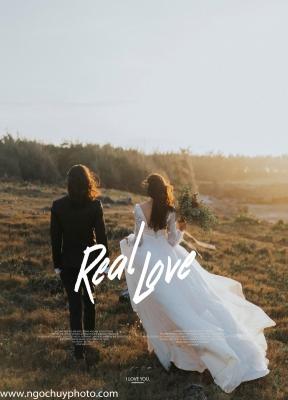 Chụp ảnh cưới đẹp trọn gói tại Đà Lạt