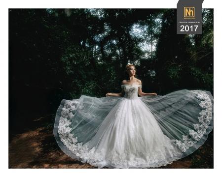 BST áo cưới đẹp nhất 2017