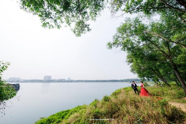 Ngoại cảnh Sài Gòn