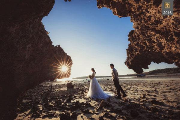 Ảnh cưới đẹp Phan Rang
