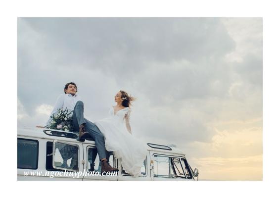 Album cưới Phan Rang đẹp