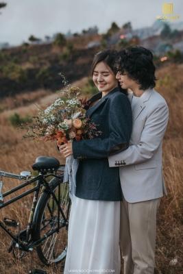 Album cưới đẹp Đà Lạt: Cổ tích anh và em
