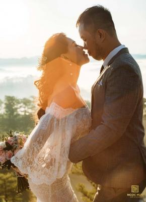 Chụp hình cưới trọn gói giá rẻ tại Đà Lạt