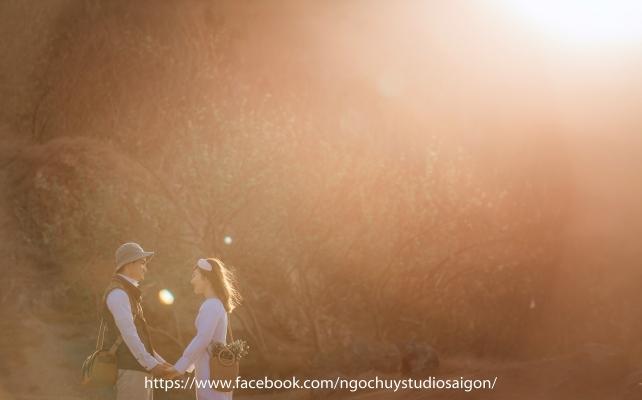 Ảnh cưới đẹp Vũng Tàu