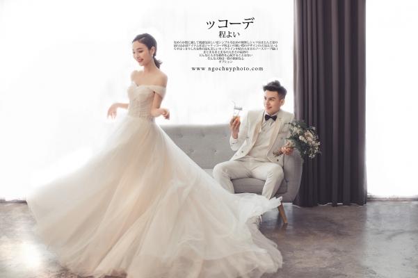 Chụp ảnh cưới đẹp tại TP.HCM