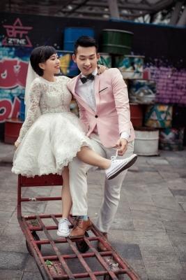 Chụp ảnh cưới trọn gói tại TP.HCM