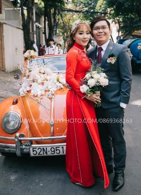 Phóng sự cưới Tháng 3/2020