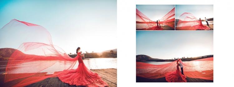 Xu hướng ảnh cưới Đà Lạt 2017