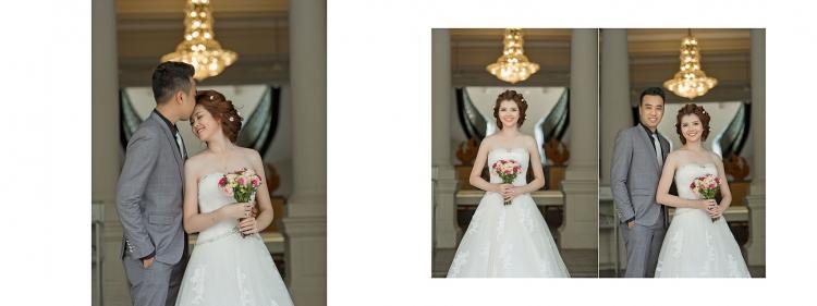 Xu hướng hình cưới 2017